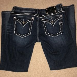 "Womens miss me jeans! 30x28.5"""